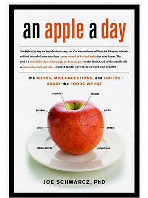 An Apple a Day By Schwarcz, Joe, Ph.D.